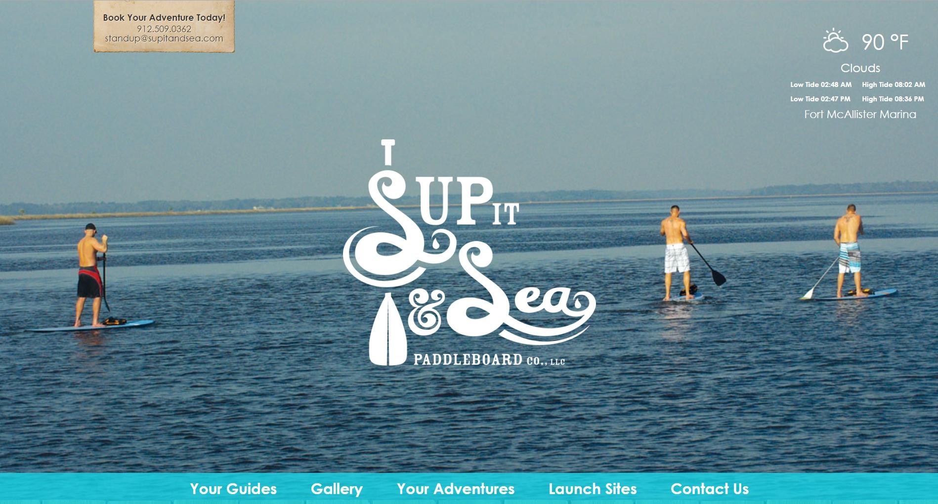 SUP It & Sea