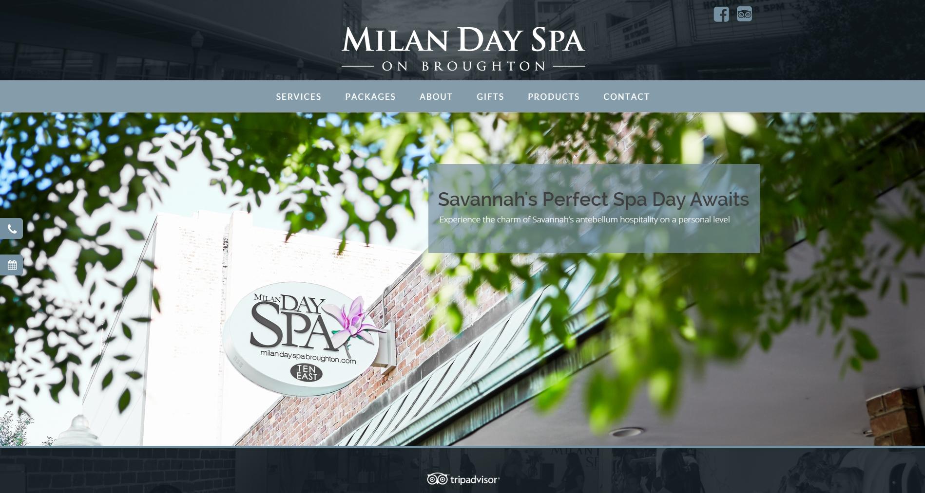Milan Day Spa